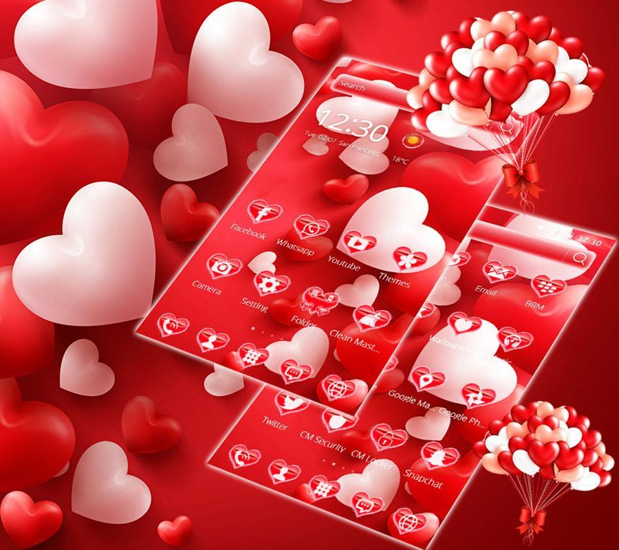 Valentine's Day Love Theme for Android - APK Download