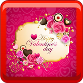 Valentine Greetings Card icon