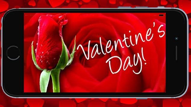 Valentine Greetings Card apk screenshot