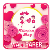 Valentine Day Wallpaper icon