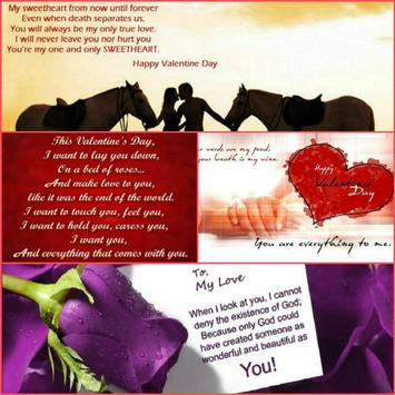 Valentine Day Cards & Quotes apk screenshot
