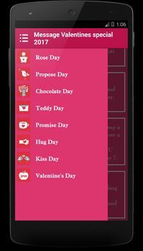 Message Valentine special 2017 screenshot 4