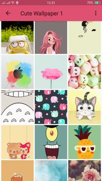 Wallpaper HD Of Cute Pink screenshot 2
