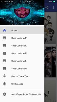 Wallpaper HD Of Super Junior poster
