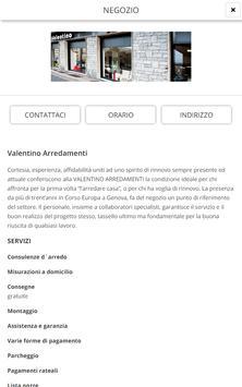 Valentino Arredamenti apk screenshot