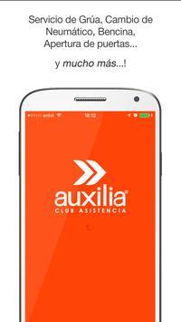 Auxilia - Club Asistencia screenshot 1