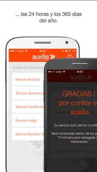 Auxilia - Club Asistencia screenshot 2