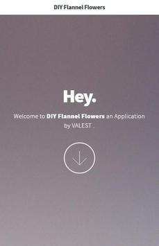 DIY Flannel Flowers apk screenshot