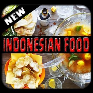 Indonesian Food Recipes poster