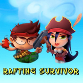 Rafting Survivor – Riptide on Treasure Island icon