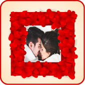 Best Love Photo Frames HD icon