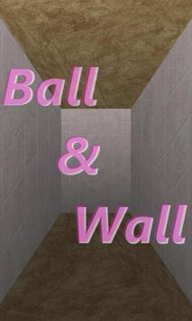 Ball&Wall poster