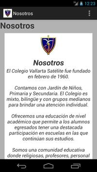 Colegio Vallarta poster