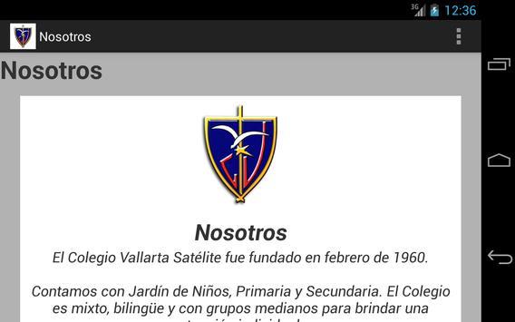 Colegio Vallarta screenshot 4
