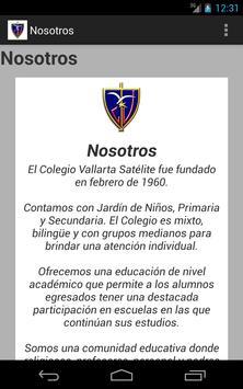 Colegio Vallarta screenshot 7