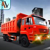 City Truck Cargo Hill Drive icon
