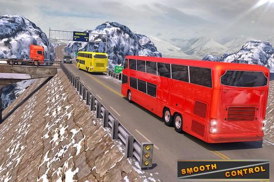 Offroad Bus Game screenshot 12