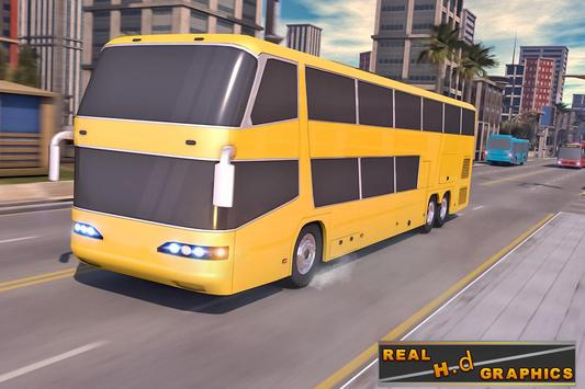 Offroad Bus Game screenshot 13