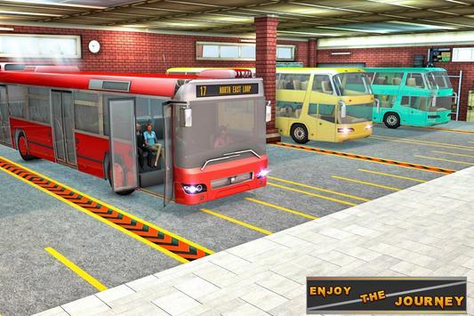 Offroad Bus Game screenshot 14