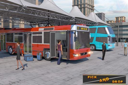 Offroad Bus Game screenshot 1