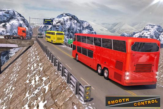 Offroad Bus Game screenshot 2