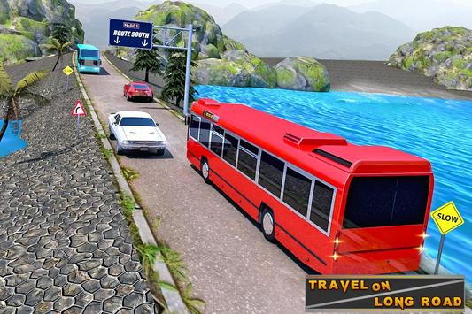 Offroad Bus Game screenshot 5