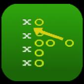 XO Play (football game) icon