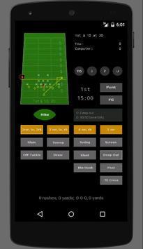 XO Play (football game) poster