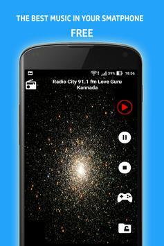 Radio City 91.1 fm Love Guru Kannada Online poster