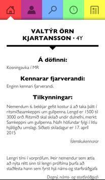 Menntaskólinn í Reykjavík poster