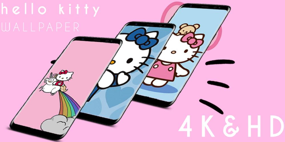 Hello Kitty Wallpaper Hd Free Kitty Backgrounds For