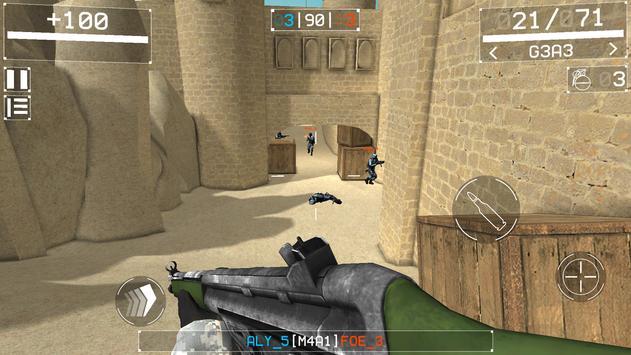 Squad Strike 3 screenshot 1