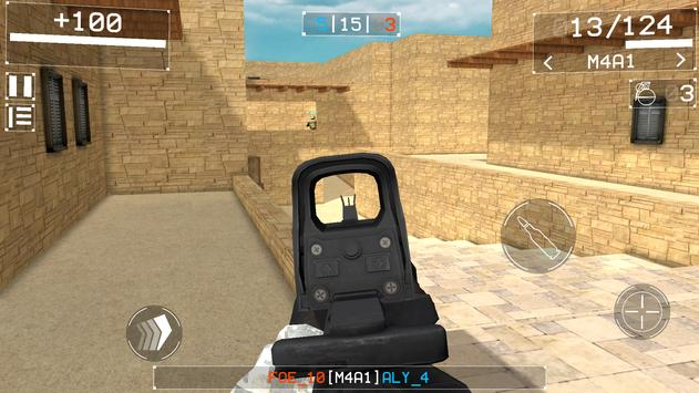 Squad Strike 3 screenshot 2