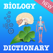 Biology Dictionary : Offline icon