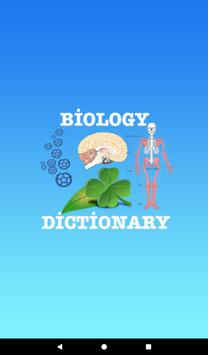 Biology Dictionary : Offline apk screenshot