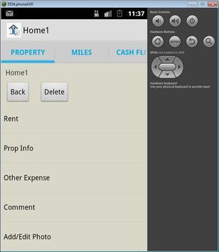 Landlord Track Lite screenshot 1