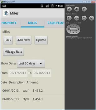 Landlord Track Lite screenshot 2