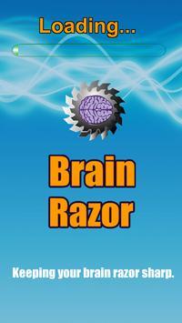 Brain Razor Brain Training poster