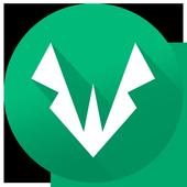 WhiteCoats-Doctors Medical App icon