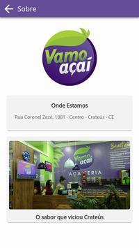 Vamo Açaí screenshot 6