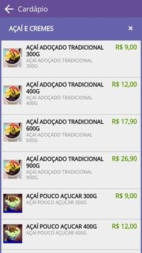 Vamo Açaí screenshot 3