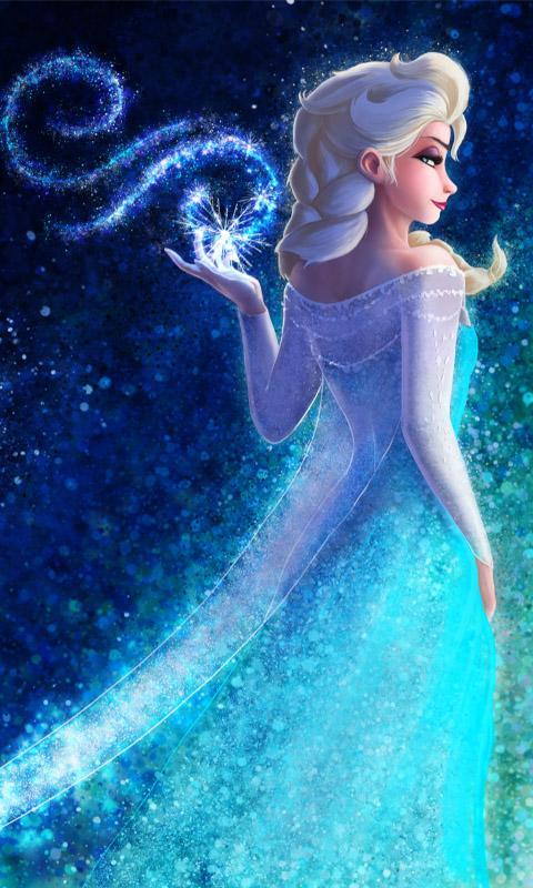 Wallpaper frozen hd anna and elsa for android apk download.