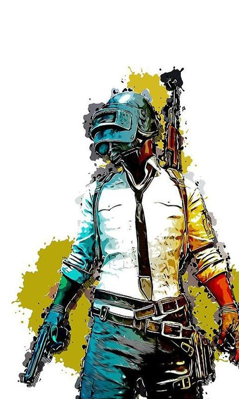 Pubg Hd 4k Lock Screen For Android Apk Download