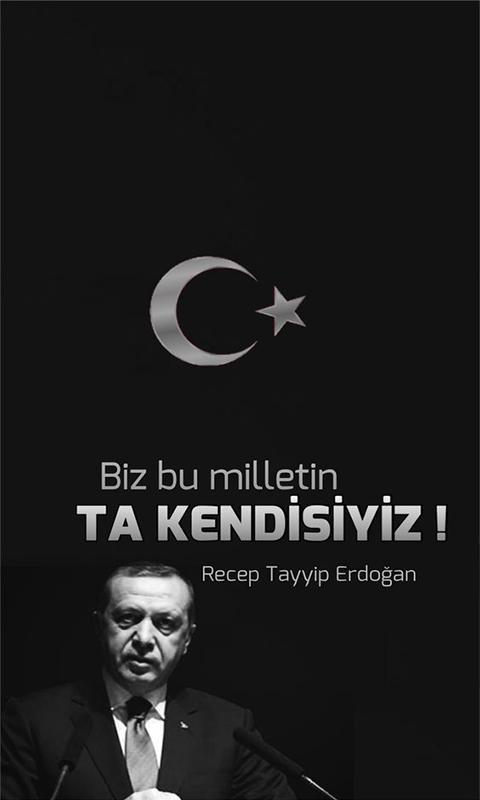 Recep Tayyip Erdogan Hd Lock Screen For Android Apk Download