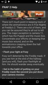 FNAF 2 Help for Android - APK Download
