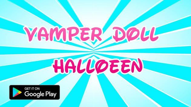 Vampire Halloween Doll screenshot 2