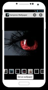 Vampires Wallpaper screenshot 3