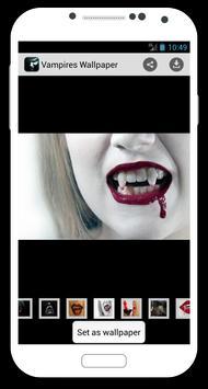 Vampires Wallpaper screenshot 2
