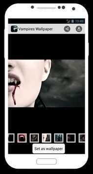 Vampires Wallpaper screenshot 4