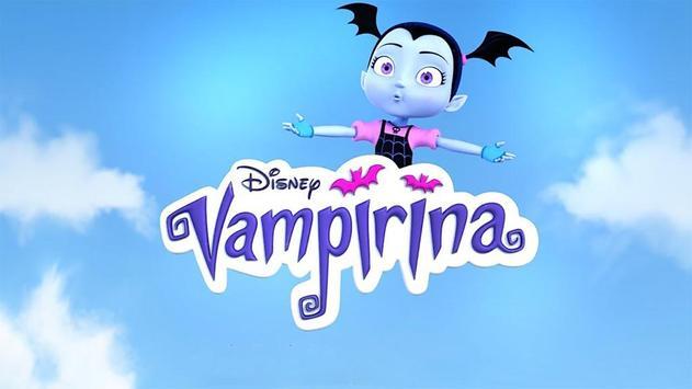 Vampirina Disney poster